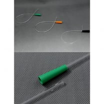 AMSure Straight Tip Vinyl Catheter