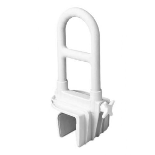 Step-through Bi-Level clamp design