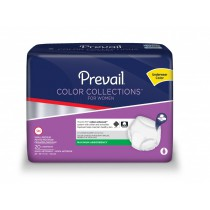 Prevail Color Collections Absorbent Underwear for Women