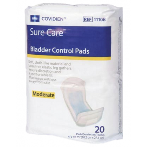 SureCare Bladder Control Pads 1110B