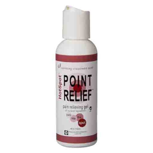 Oiubt Relief, Pain Relieving Gel, 4 ounces