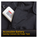VentureHeat Heated Base Layer Accessible Battery