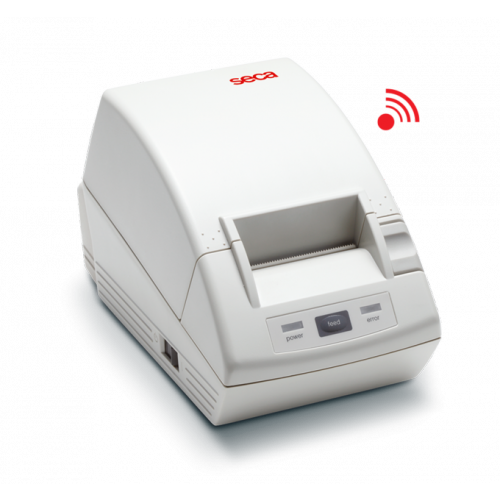 Seca 360 Degrees Wireless Digital Printer With Wireless Reception And Analysis Of Measurements On Thermal Paper 465