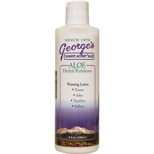 Georges Aloe Vera Herbal Rubdown