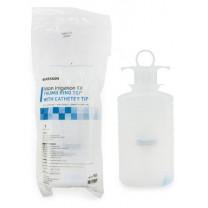 McKesson 60 mL Irrigation Syringe Kit with IV Pole Bag