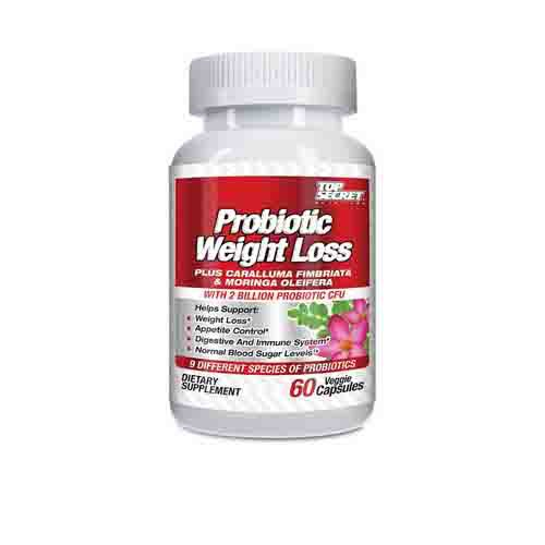 Probiotic Weight Loss Diet Aid