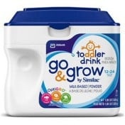 Similac Go & Grow Infant Formula Milk-Based