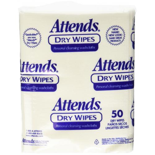 Dry Wipe Washcloths