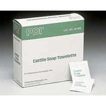 Nice Pak Products Castile soap towelettes
