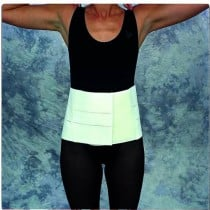 8 inch Lumbosacral Support with Insert Pocket