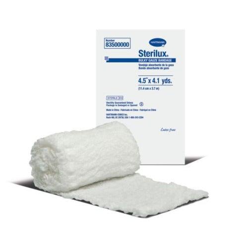 Hartmann 56880000 Sterilux 2 x 2 Inch Gauze Sponge 8 Ply, Sterile