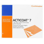 Acticoat 7 Day Antimicrobial Dressings