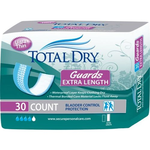 TotalDry Moderate Guards