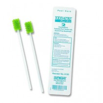 Sage Ora Swab Premoistened Disposable Oral Brush