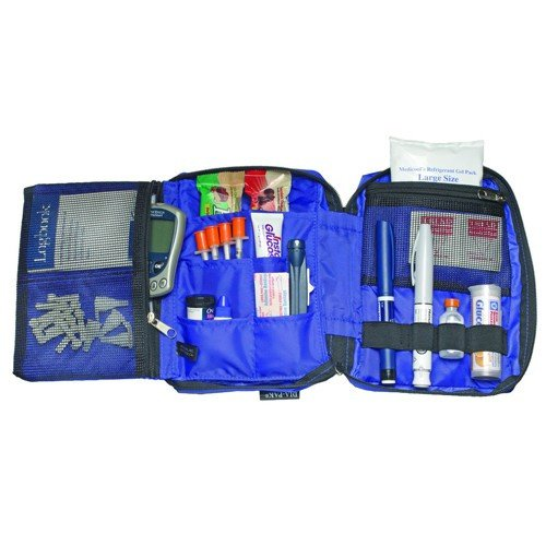 Dia-Pak Deluxe Diabetic Travel Bag