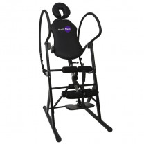 Black Pro Max Inversion Table by Health Mark