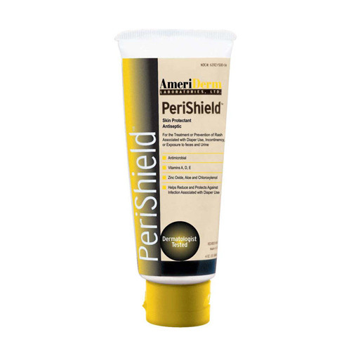PeriShield Barrier Cream - 3.5 oz Tube