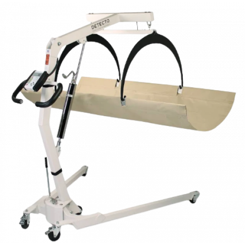 Detecto IB800 Heavy Capacity In Bed Scale
