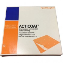 Smith and Nephew Acticoat Silver-Coated