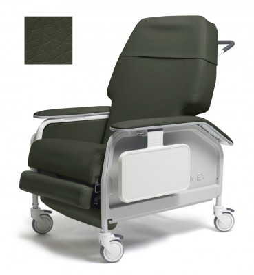 lumex extra wide clinical care geri chair recliner 159