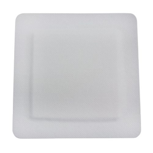 Adhesive Island Dressing NonWoven 4 x 4 Inch - NonSterile