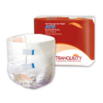 Tranquility All Through The-Night Disposable Briefs