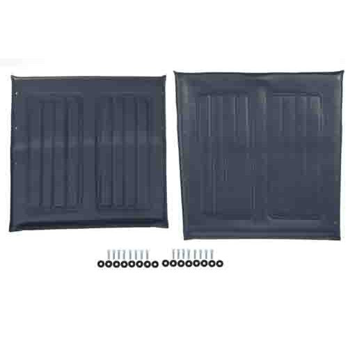 16 Inch Wheelchair Seat and Back Upholstery Set
