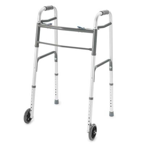 ProBasics Deluxe 2 Button Folding Walker