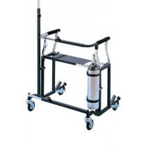 Drive Width-Adjustable Seat for Obese Anterior Safety Roller