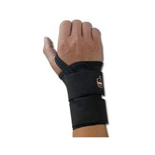 Double Strap Wrist Support