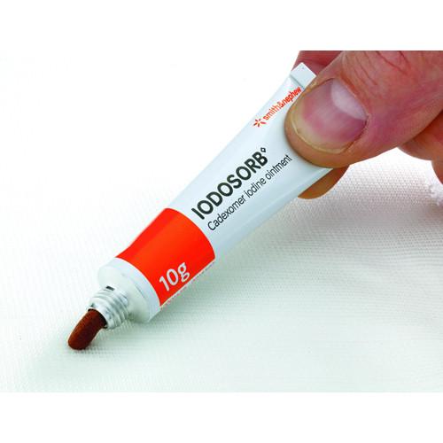 Iodosorb Cadexomer Iodine Gel
