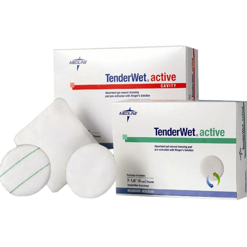 TenderWet Active Wound Dressing