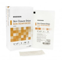 McKesson Non-Woven Skin Closure Strip