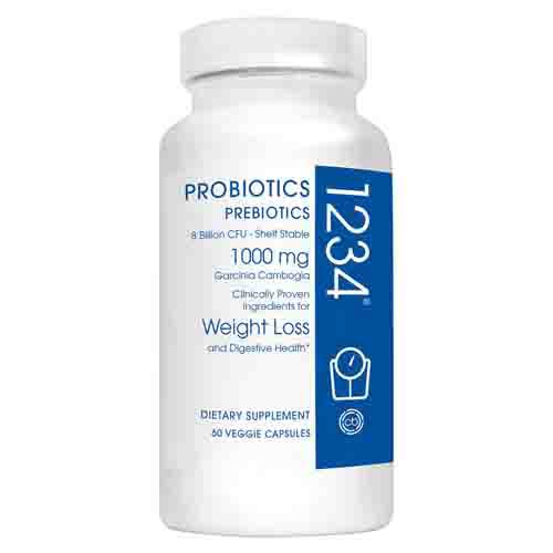 Probiotics 1234 Diet Pills