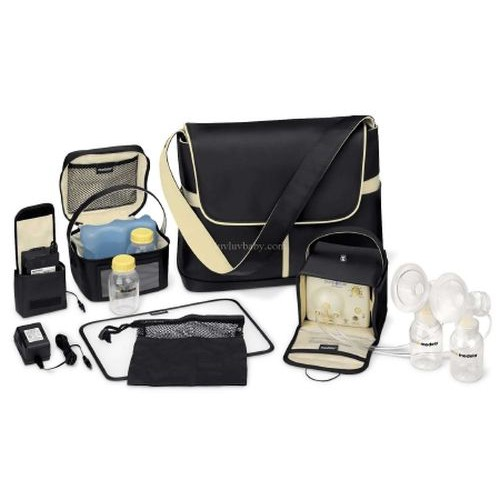 In Style Advanced Pump Kit The Metro Bag