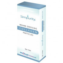 Simpurity Wound Dressing Collagen Particles