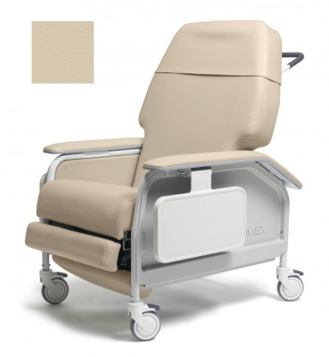 lumex extra wide clinical care geri chair recliner 3e5