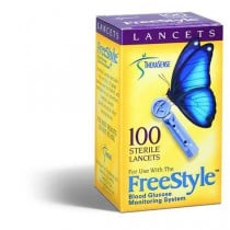 Therasense FreeStyle Sterile Lancets