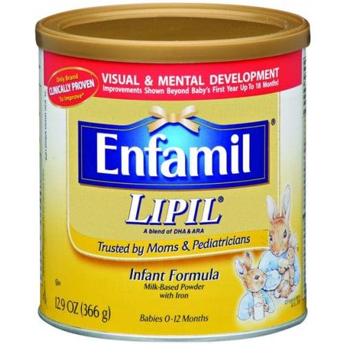 Enfamil Lipil Milk-Based with Iron