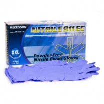 McKesson Exam Gloves NITRILE 911
