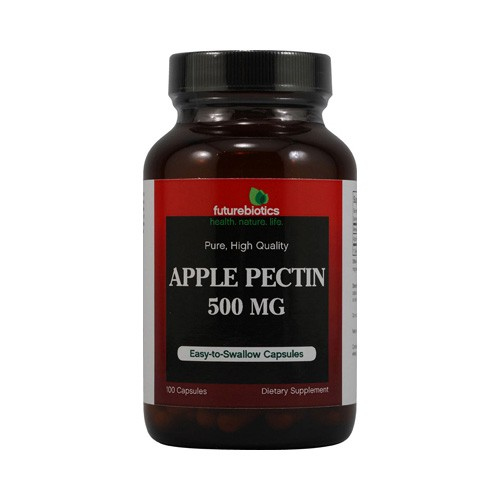 FutureBiotics Apple Pectin 500 mg Dietary Supplement