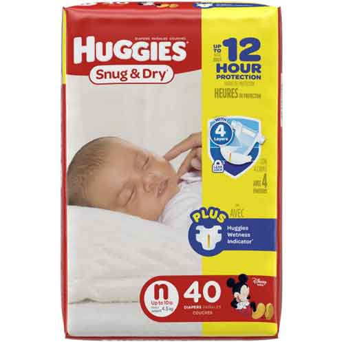1 3 *NEW* HUGGIES Snug /& Dry Baby Diapers Size Newborn 5 and 6 2 4