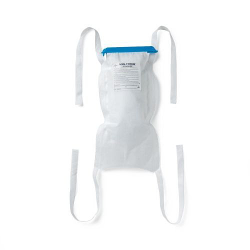 Medline Accu-Therm Refillable Ice Bags with Clamp Closure