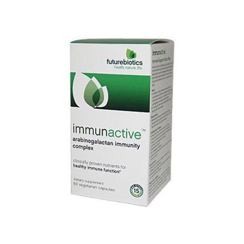 FutureBiotics ImmunActive Dietary Supplement