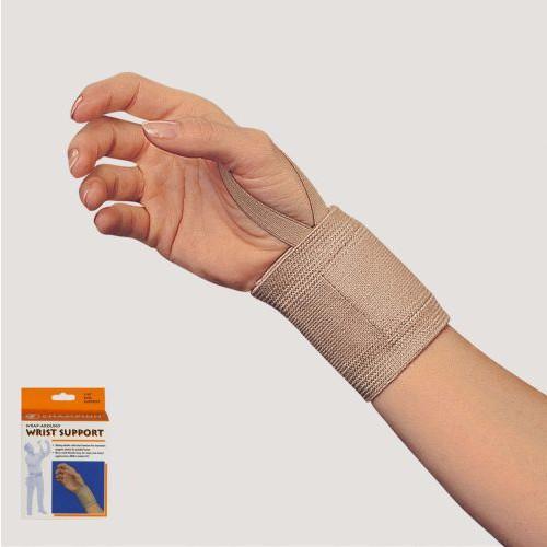 Wraparound Wrist Support
