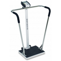 Detecto Waist High Stand On Scale 6855 Series Bariatric Scales