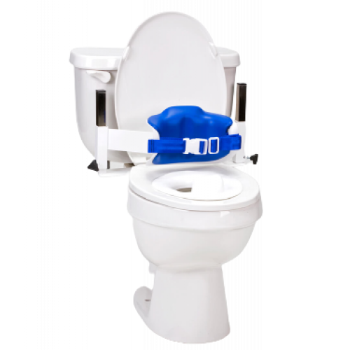 Contour Series Toilet Support - Hi or Lo-Back