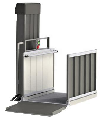 ez access passport vertical platform lift  1c0