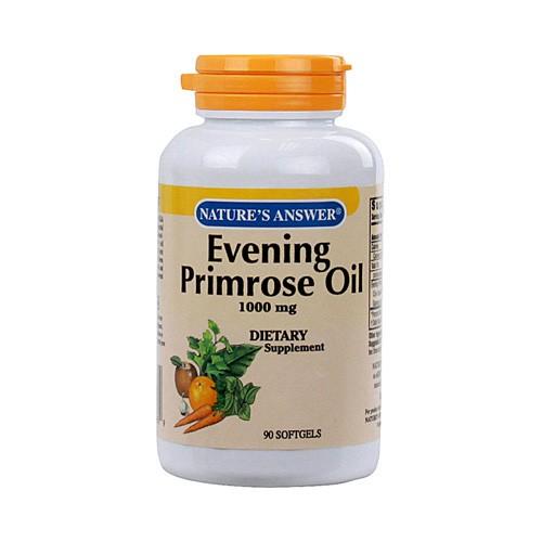 Nature's Answer Evening Primrose Oil