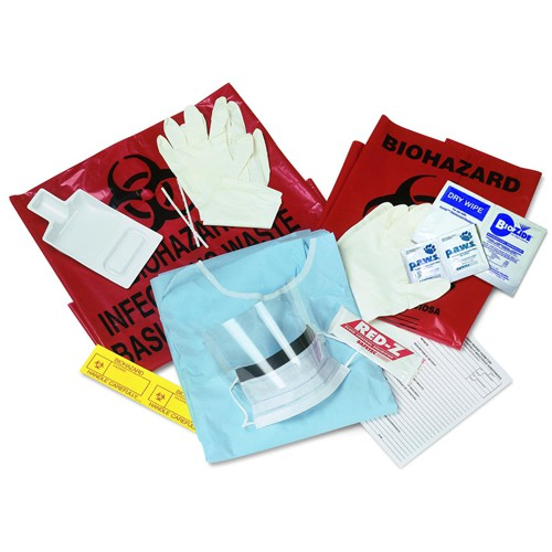 Biobloc Body Fluid Spill Kit